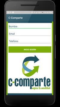C-Comparte Usuario apk screenshot