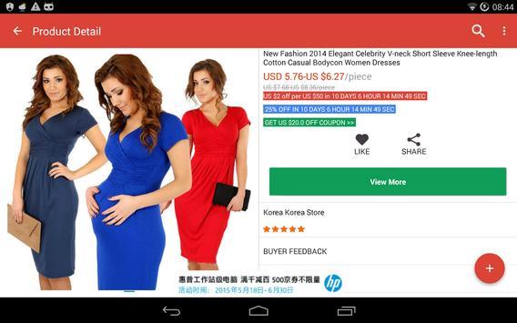 Super Deals In AliExpress Online Shopping apk screenshot