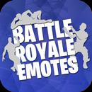 BATTLE ROYALE EMOTES icon
