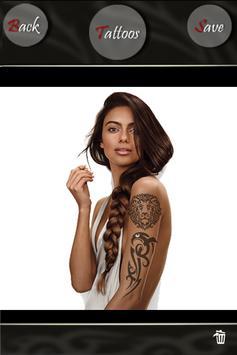 Tattoo On Photo apk screenshot