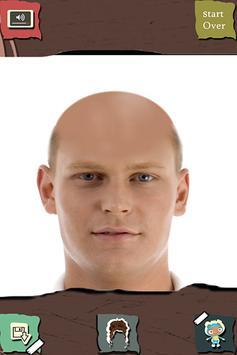 Make Me Look Bald apk screenshot