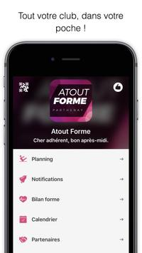 Atout Forme poster