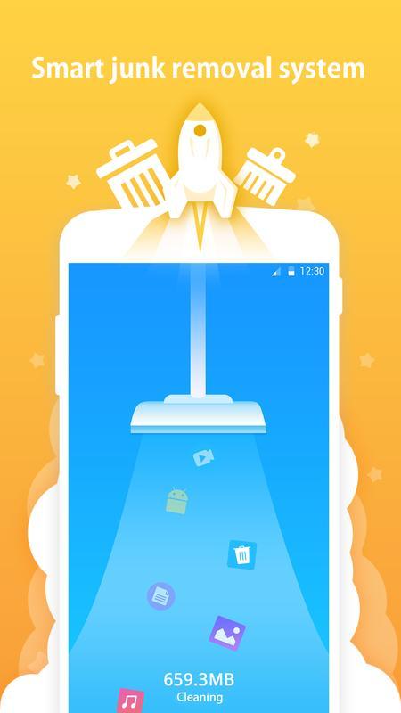 Super Cleaner-Professional Phone Clean & Boost App cho