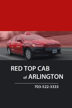 4MyCab Red Top poster