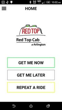 4MyCab Red Top screenshot 1