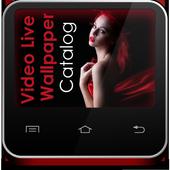Video Live Wallpaper Catalog icon