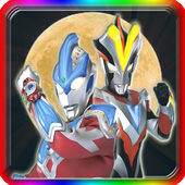 Ultra Heroes Fighter Warrior Games icon
