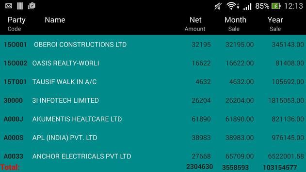 WYA_AW_Sales apk screenshot