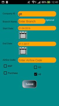 WYA_Airline_Sales apk screenshot