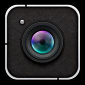 Spy Camera - mute, silent icon