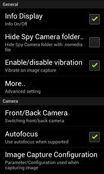 Spy Camera - mute, silent apk screenshot