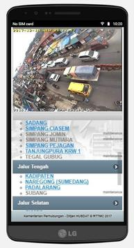 CCTV Pantura apk screenshot