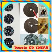 Design innovation CD Cassette icon