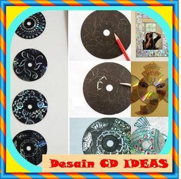 Design innovation CD Cassette poster