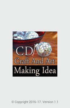 CD Craft Making Idea Videos poster