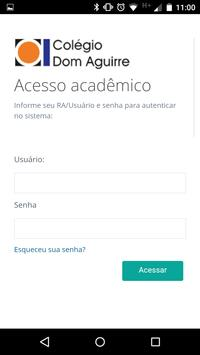 CDA - AppAluno apk screenshot