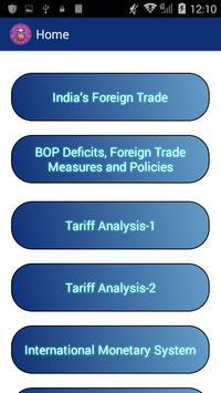 International Economics apk screenshot