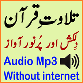 Shatri Quran Mp3 Audio Tilawat icon