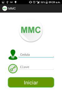 MMC Modelo de Comportamientos poster
