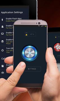 Flash on Call and SMS Alert apk screenshot