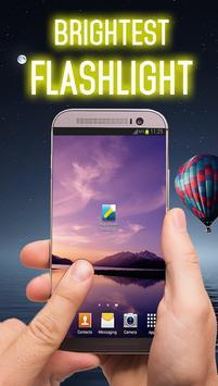 Flashlight Strobe: Blinking Flashlight poster