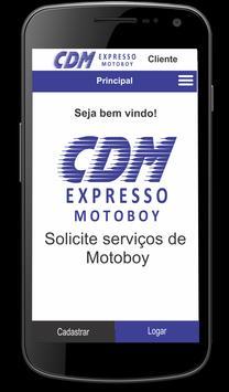 CDM Expresso - Cliente screenshot 5