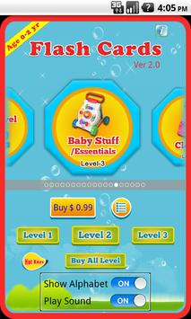 Flash Cards Age 0-2 screenshot 2