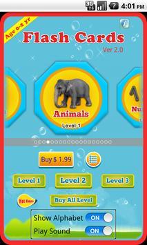Flash Cards Age 0-2 screenshot 7