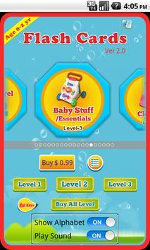 Flash Cards Age 0-2 screenshot 8