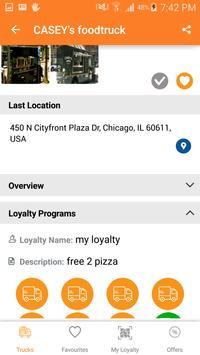 Food Truck Locator USA screenshot 2