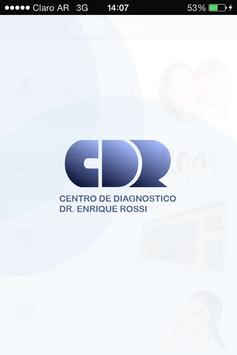 Turnos CDR poster
