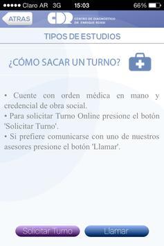Turnos CDR screenshot 2