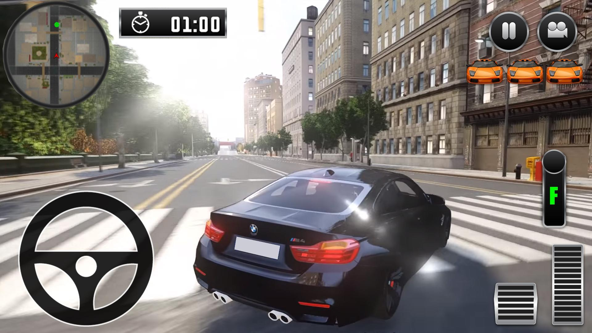 City Driving Bmw Simulator For Android Apk Download