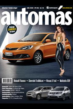 Revista Automas 212 poster
