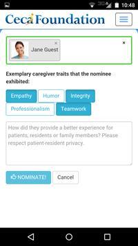 Ceca Award Program screenshot 2
