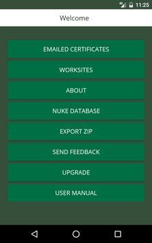 Landscape Maintenance App apk screenshot