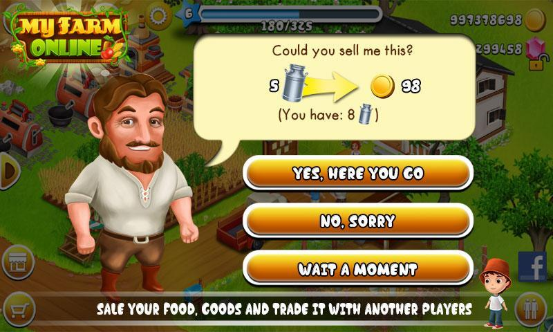 My Farm Online for Android - APK Download