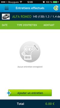 Carnet Entretien Auto screenshot 3