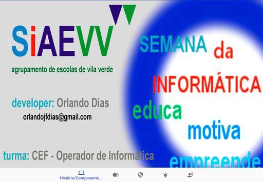 SiAEVV poster