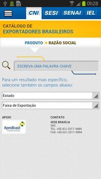 Directory Brazilian Exporters poster