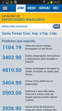 Directory Brazilian Exporters apk screenshot