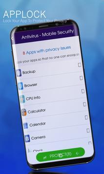 Antivirus - Virus Remover apk screenshot