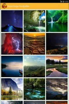 İlginç Doğa Fotoğrafları poster