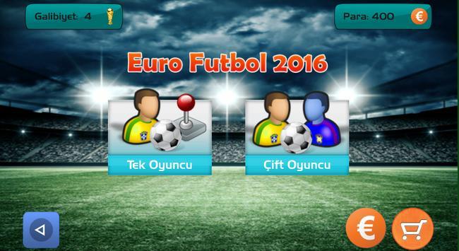 Euro Futbol 2016 poster