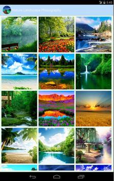 Nature Landscape Photography poster