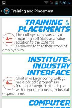 Chaitanya Eng College apk screenshot