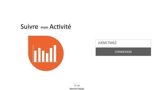 SUIVIclick apk screenshot