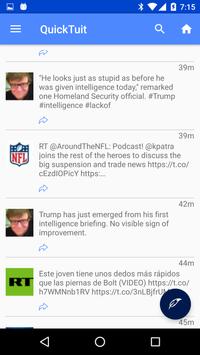 QuickTuit screenshot 1