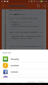 Codedigo screenshot 3