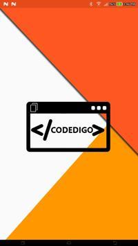 Codedigo poster